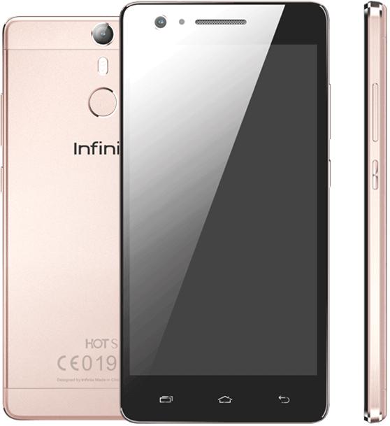 Infinix Hot S et Infinix Hot 4 : deux smartphones puissants comme un iPhone, mais à un petit prix