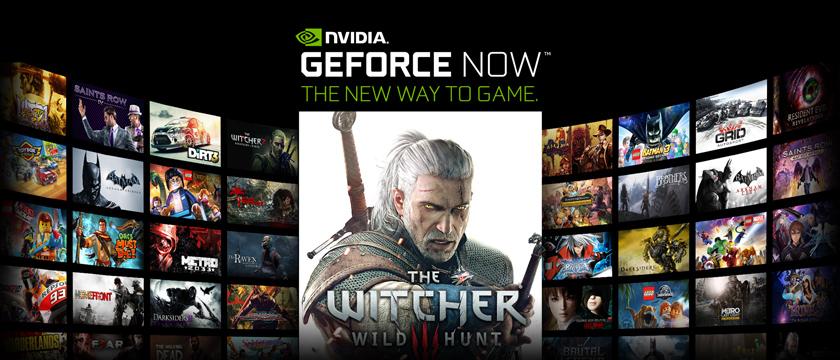 Nvidia GeForce Now pas besoin d'ordinateur puissant