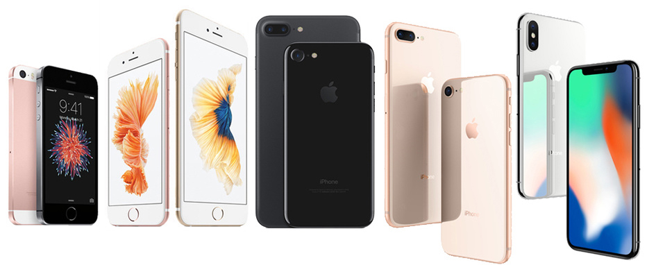 L'iPhone meilleure vente en 2017