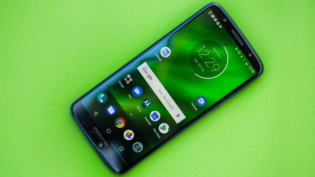Motorola Moto G6 Plus; Image: AndroidPIT