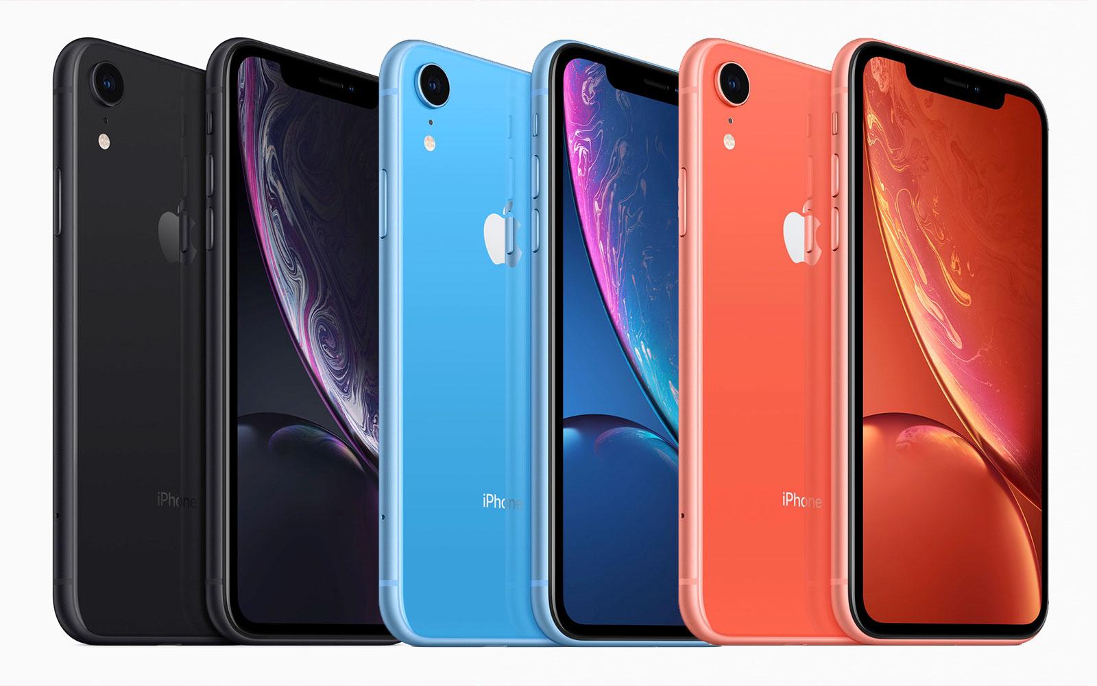 iPhone XR : un iPhone X plus accessible