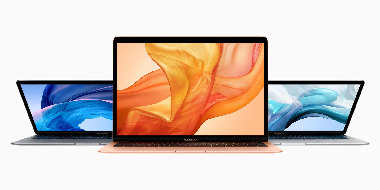 Apple ressuscite le Macbook Air avec un Rectina