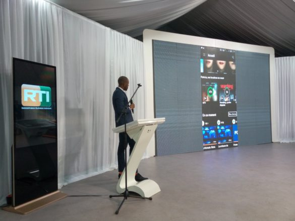RTI 1 et 2 disponible la TV d'Orange