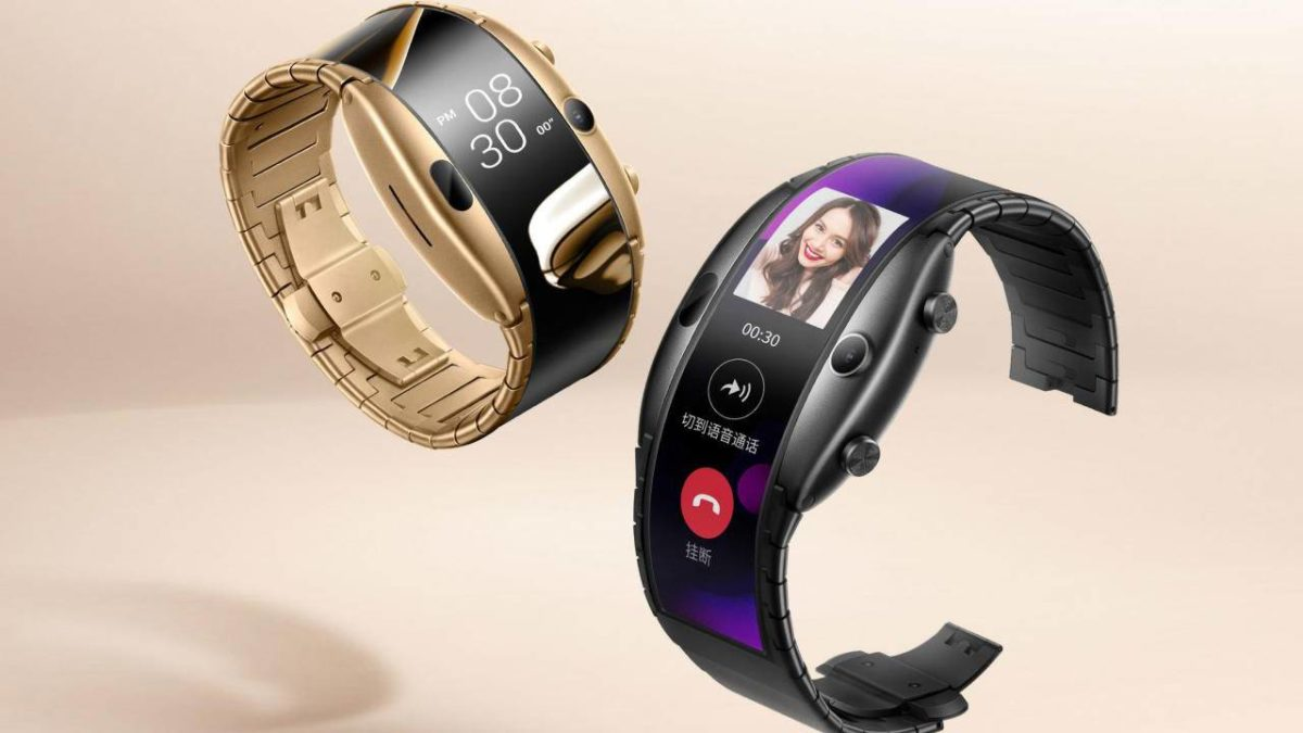 Nubia Alpha : bracelet ou smartphone pliable