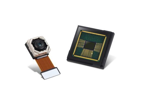 capteur ISOCELL Bright GW1 64 mégapixels