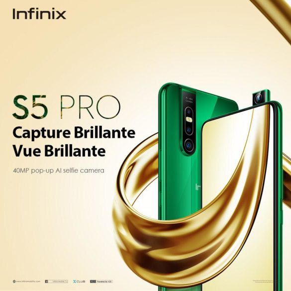 Infinix Hot S5 pro