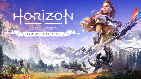 Horizon Zero Dawn Complete Edition for PC