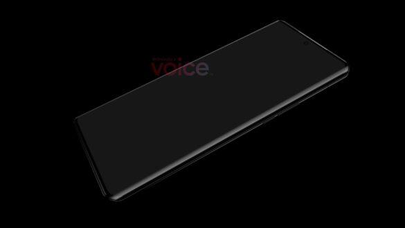 Huawei P50 Pro - Source : OnLeaks