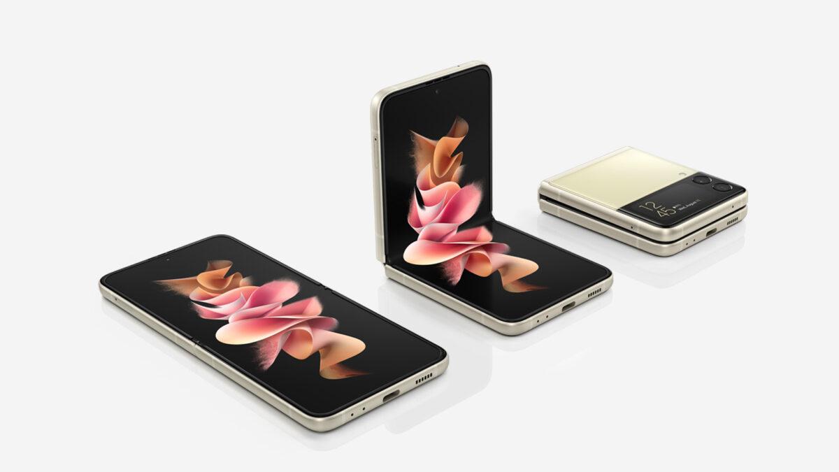 Le nouveau Galaxy Z Flip3 est aussi accessible qu'un iPhone Pro