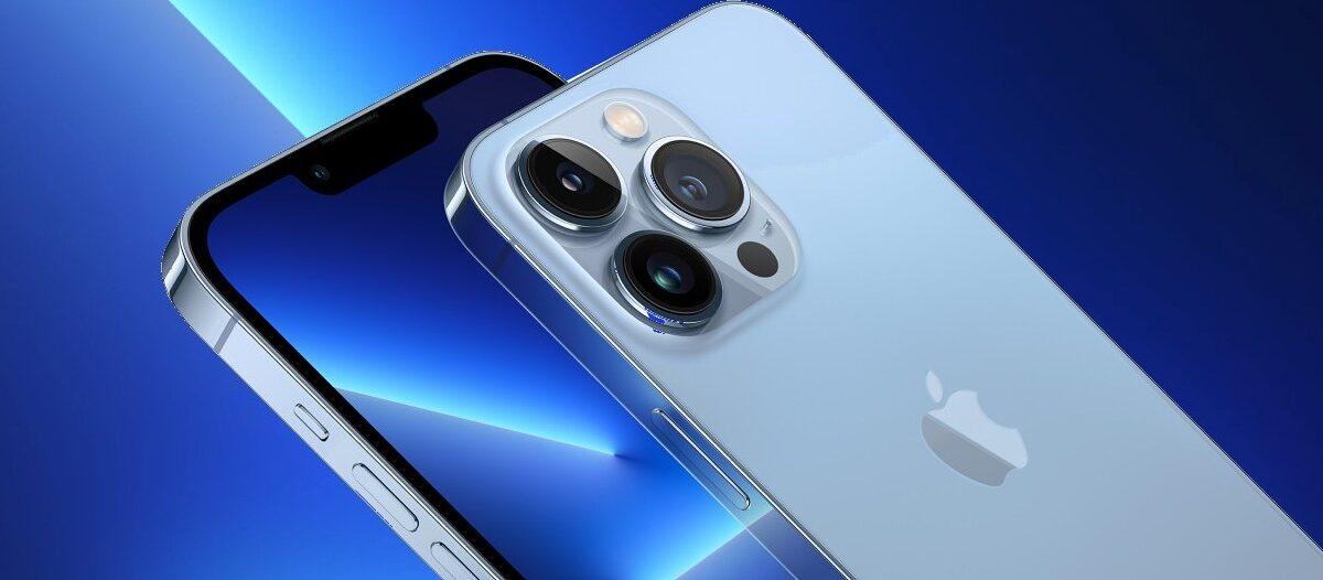 iPhone 13 Pro et Pro Max : Apple apporte enfin le taux rafraîchissement élevé sur ses smartphones
