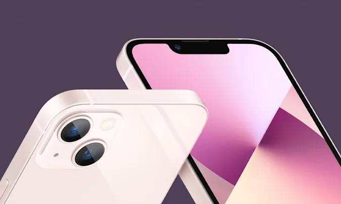Apple annonce l'iPhone 13 et 13 mini avec une plus petite encoche et une plus grande batterie