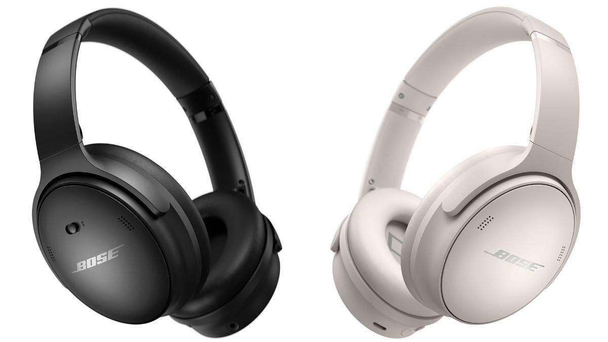 Bose annonce le QuietComfort 45 avec une ANC amélioré et un design familier
